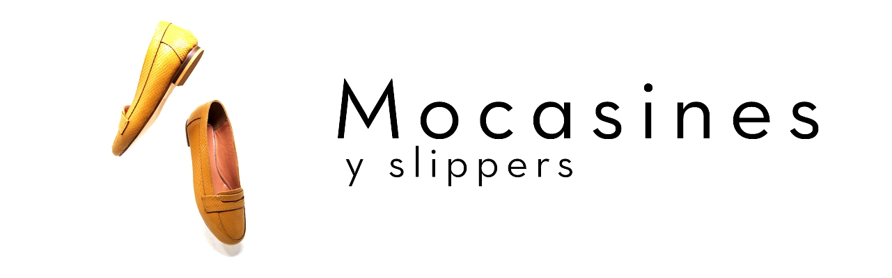 Mocasines y Slippers
